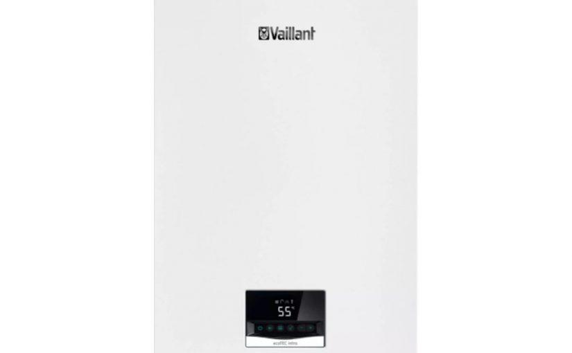 Piec gazowy dwufunkcyjny Vaillant ecoTEC intro 8,4-24kW kondensacyjny