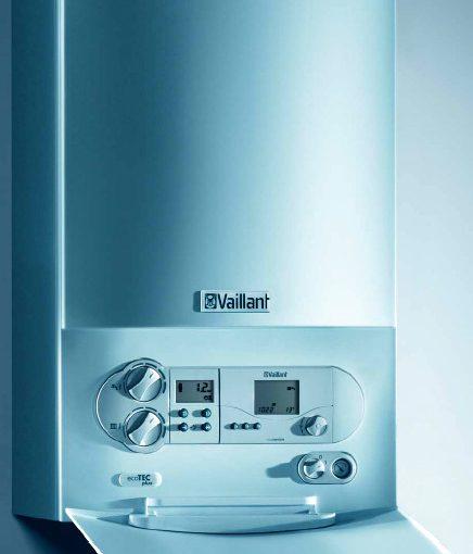 Piec gazowy Vaillant ecoTEC 12,3-44,1kW kondensacyjny